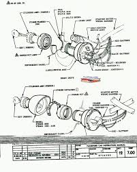 57 chevy ignition switch wiring diagram picture