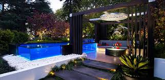 Small Picture Garden Design With Pool Pool design and Pool ideas