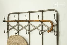Metal Coat Rack Café de Paris coat rack Practical coat rack pib 71