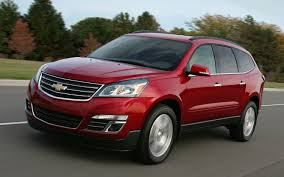 All Chevy » 2013 Chevrolet Suv Models - Old Chevy Photos ...