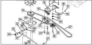 transmission belt fan replacement cub cadet ltx1045 9 steps transmission belt fan replacement cub cadet ltx1045