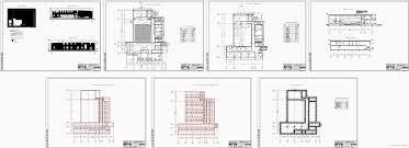 Курсовые и дипломные проекты общественное здание скачать dwg  Курсовой проект Многофункциональный центр досуга 33 х 36 м в г