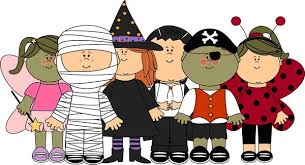 Image result for halloween family fun night clip art