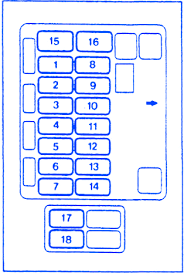mitsubishi galant 1999 fuse box block circuit breaker diagram mitsubishi galant 1999 fuse box block circuit breaker diagram