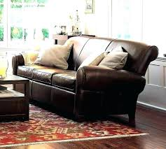 pottery barn irving leather chair reviews sleeper sofa medium size of turner awesome so pottery barn leather club chair