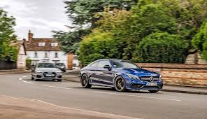 BMW Convertible bmw vs mercedes drift : Audi RS5 vs Mercedes-AMG C63 S twin test review by CAR Magazine