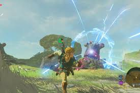 Breath Of The Wild Weapon Numbers Explained Attack Power