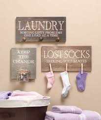 laundry room wall hangings its your