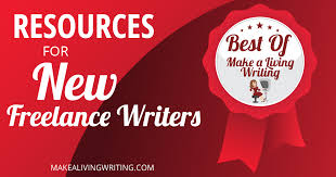 resources for new lance writers make a living writing  16 2017 how to become a lance writer my best resources