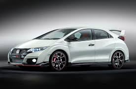 honda civic hatchback 2015. Exellent Hatchback Honda Just Turned Bat Shit Crazy And Pulled The Curtains Off Their Most  Insane Car Yet 2015 Civic TypeR After A Long Fiveyear Wait  With Hatchback H