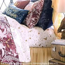 harry potter bed sheets u40944 harry potter bedding king size primark