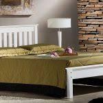 bed frames denver fenton bed warehouse faux leather bed frames - Na ...