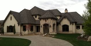 unique design homes. classic tuscan style homes with pavers pathway and crumbling wall stone plus sconces for unique designs design f