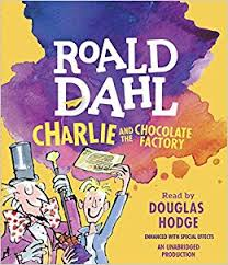 charlie and the chocolate factory puffin modern classics roald  charlie and the chocolate factory puffin modern classics roald dahl douglas hodge 9781611761818 com books
