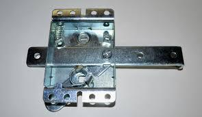 Garage door latch overhead door lock 2 experience lock sadefinfo