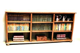 extraordinary wooden bookcases bookcase solid wood desire 7 bookshelf with glass doors india furniture