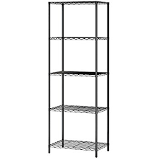 metal storage shelves. homebi 5-tier wire shelving 5 shelves unit metal storage rack durable organizer perfect for c