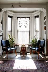DINING ROOM- cool bay window decorating ideas
