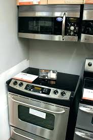 ge glass top stove burner not working excellent profile electric stove top regarding flat top stove