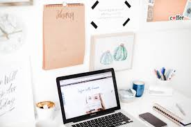office desk space. How To Create A Productive Desk Space | Coffee With Summer Office O