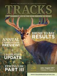 July-August TRACKS Issue by Texas Deer Association - issuu
