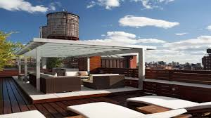 Rooftop Deck Design Ideas Rooftop Patio Design Ideas Small Covered