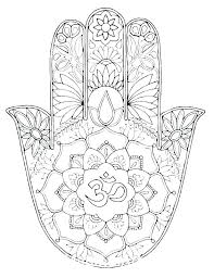 Intricate Coloring Pages Mandala Ring Page Pages Free Animals