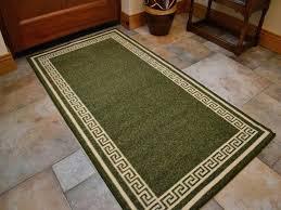 green kitchen rugs washable light dark green washable non slip kitchen mat rugs light purple inspired