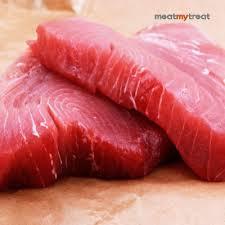 Boneless Tuna - Meat My Treat