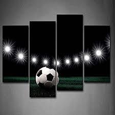 soccer wall art