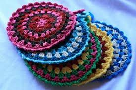 Crochet Potholder Patterns Classy 48 Crochet Potholder Patterns The Funky Stitch