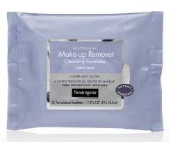 neutrogena eye makeup remover wipes