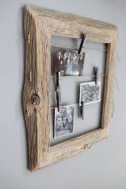 diy wood picture frame ideas unique 111 best ✪ creative display ideas images on