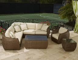 wicker furniture decorating ideas. Lovely Sunset West Patio Furniture Backyard Decorating Ideas Huntington Wicker 1001