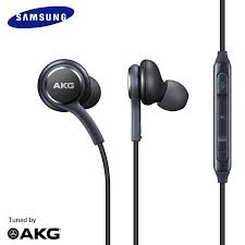 <b>AKG 3.5mm Wired</b> In line Earphones Stereo Earbuds