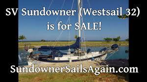 sv sundowner westsail 32 is