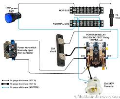 question about wiring packard c230b relay contactor connection diagram at Contactor Relay Wiring Diagram