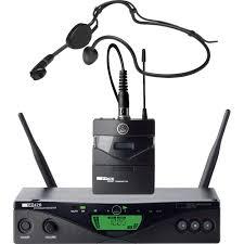 Akg Wms 470 Frequency Chart Akg Wms 470 Sports Set Wireless Headworn Microphone System
