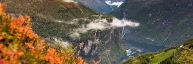 Webcam Geirangerfjord Alesund Geiranger Norway