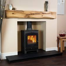 waney edge rustic oak beam mantel shelf