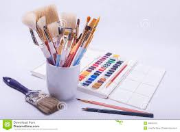 artists painting and drawing materials paint watercolours