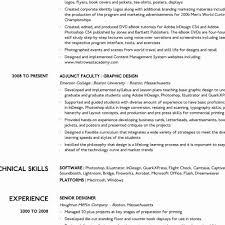 Fidm Resume Packet