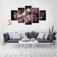 Skull Bedroom Decor High Quality Skull Canvas Wall Art Buy Cheap Skull Canvas Wall Art