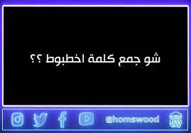 حمصوود Homswood - هاتوا لنشوف شو جمع كلمة أخطبوط؟؟ 😅😅 #حمصوود  #حمصوود_مستمر #homswood