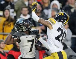 Iowa Football Depth Chart Monday Hawkeyes Favored Against