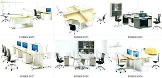 contemporary modular office furniture 4 person workstation with white computer desk modern design modular office modern modular office furniture phoenix az
