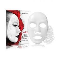 <b>Double dare OMG</b>! Red Bubble Mask (1EA) | StyleKorean.com