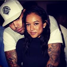 Image result for chris brown and karrueche instagram