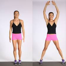Image result for royalty free jumping jacks exercise