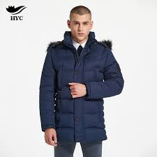 2018 hai yu cheng quilted puffer jacket winter coat male anorak outerwear coats windproof jacket slim parka men overcoat for men from beautyjewly